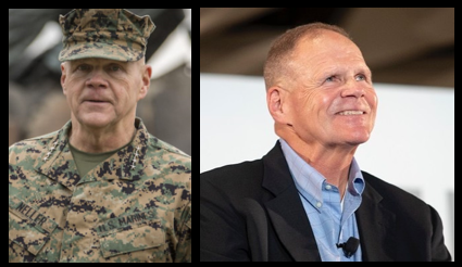 THOUGHTS ON POLICING, RENAMING US ARMY BASES AND NATIONAL ANTHEM PROTESTS: General Bob Neller, USMC (ret); the 37th Commandant of the Marine Corps