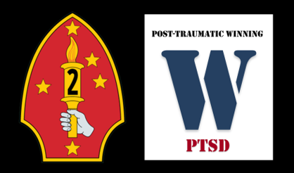 Post-Traumatic Winning: a year and a half after its' debut – the story of turning trauma to joy gets better!