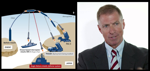 JAPAN END LAND BASED ANTI-BALISTIC MISSLE PROGRAM + THE PHILIPPINES & VIETNAM PUT CHINA ON BLAST:  Grant Newsham