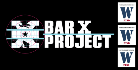 BAR-X PROJECT & POST-TRAUMATIC WINNING FEATURES:  Bar-X Project Board Member James Moran