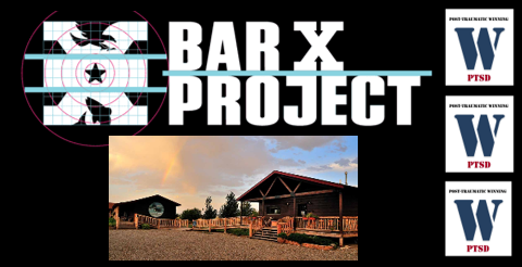 BAR-X PROJECT & POST-TRAUMATIC WINNING UPDATE:  Mac from the Kingfisher Lodge in Fort Smith, Montana