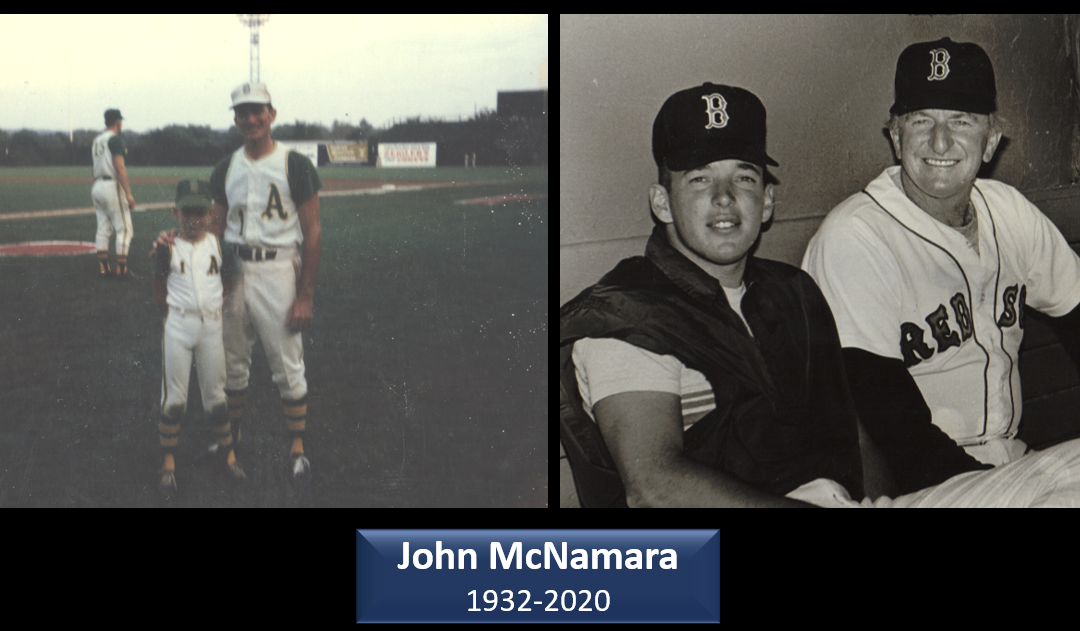 WHY MY FATHER, JOHN MCNAMARA, TOOK ROGER CLEMENS OUT OF GAME 6 OF THE 1986 WORLD SERIES:  Major Michael McNamara, USMC (ret)