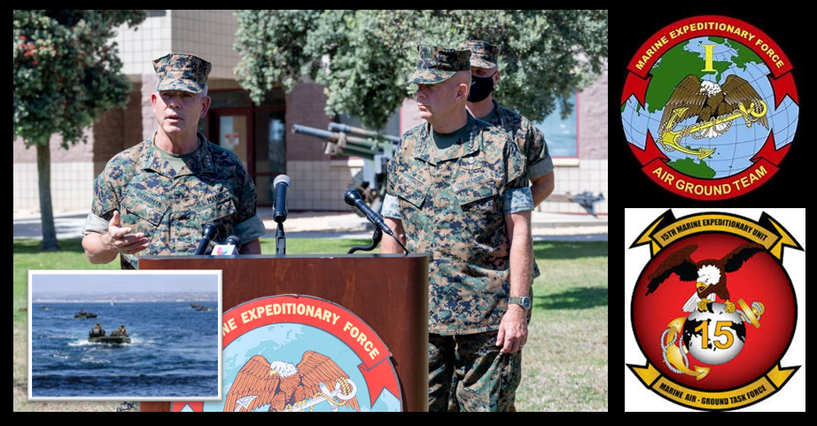 NEWS & COMMENTARY:  the entire I MEF press conference from Friday, July 31 2020 addressing the 15th MEU's loss of an USMC Amtrack