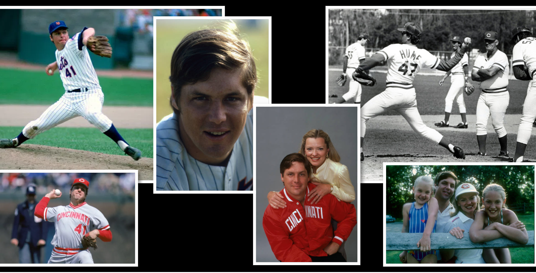 NEWS & COMMENTARY:  personal memories of being in the company of Tom Seaver — US Marine, Hall of Fame pitcher & a gentleman