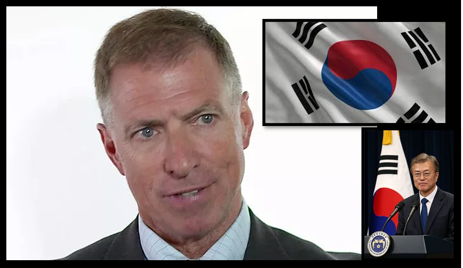 GRANT NEWSHAM: the vision of South Korean liberals – reunified Korea, one political party, the US out and closer relations with China