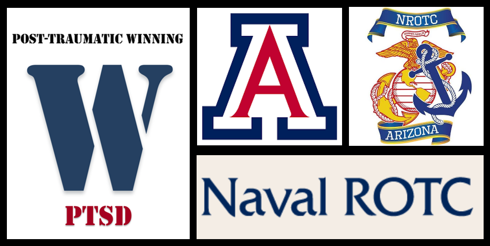 NEWS & COMMENTARY: in another first — 'Post-Traumatic Winning' plays to the NROTC Midshipmen of the University of Arizona