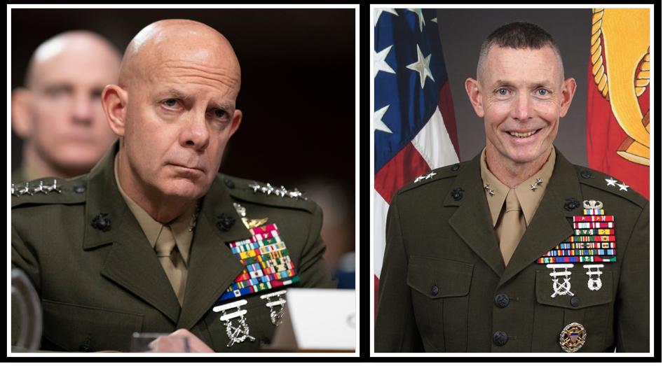 "After MajGen Neary's firing, the Commandant of the Marine Corps needs to ban music that features the ""n-word"" from the workplace – zero tolerance"