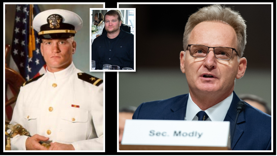 """A former USN Lieutenant verifies the """"Biden emails"""" and accuses Joe Biden of lying — now what? + Tom Modley calls BS on SECDEF's Battleforce 2045 Plan"""