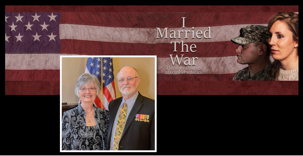 """I MARRIED THE WAR"" — a new documentary about caregivers living with the trauma of loved ones:  Betty & Ken Rodgers"