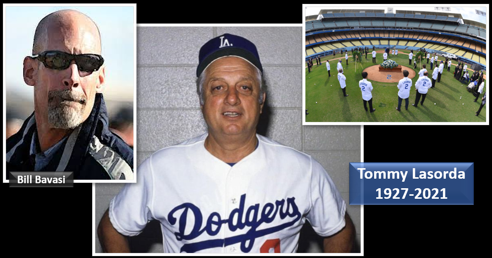 Former MLB General Manager Bill Bavasi remembers Tommy Lasorda