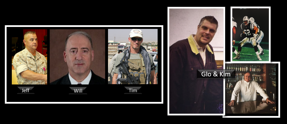 THE ALL MARINE RADIO HOUR:  ***Mensa Brothers Special Addition on the current   status of Afghanistan *** + The Chef and GLo on the NCAA and $$$$