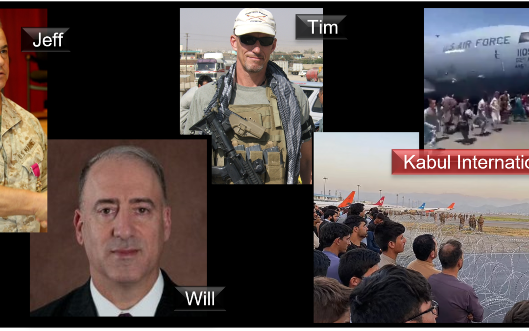 ALL MARINE RADIO KABUL UPDATE:  the Mensa's talk the current situation and the challenges of Non-Combatant Evacuation Operations (NEO)