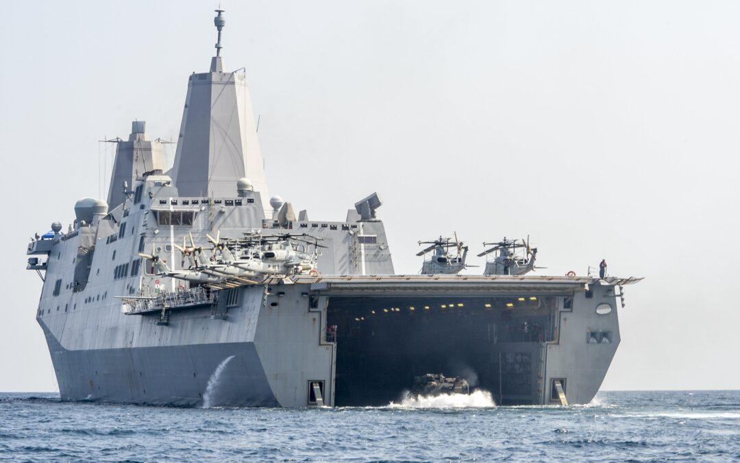 US Navy's Investigation — USS Somerset / 15th MEU Incident